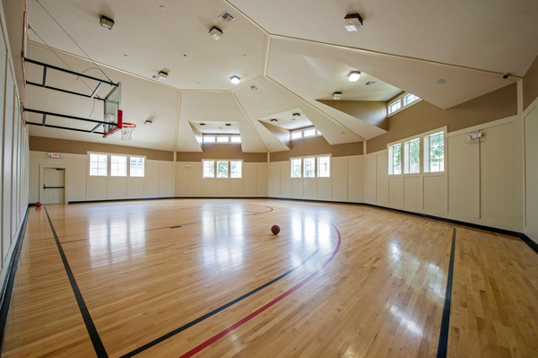 sport court at Montage at Cinco Ranch Apartments