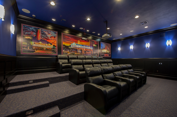 theater at Montage at Cinco Ranch Apartments