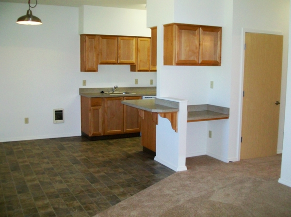 kitchen at Timberhill Meadows Apartments