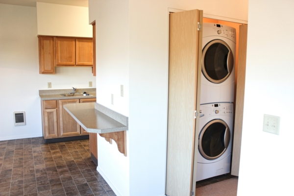 laundry room at Timberhill Meadows Apartments