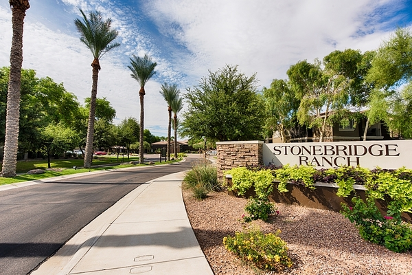 signage at Stonebridge Ranch Apartments