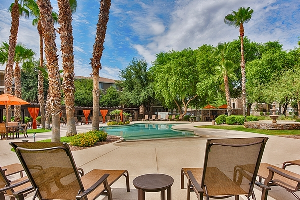 pool at Stonebridge Ranch Apartments
