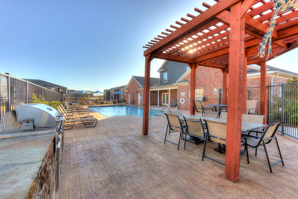 pool at Residence at North Penn Apartments