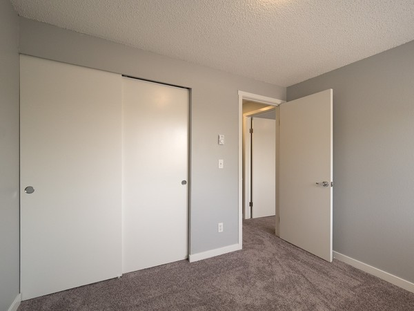 bedroom at Rainier Meadows Apartments