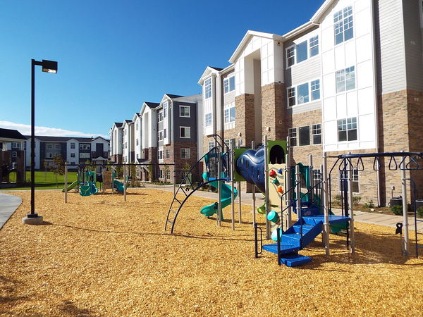 playground at Rockledge at Quarry Bend Apartments