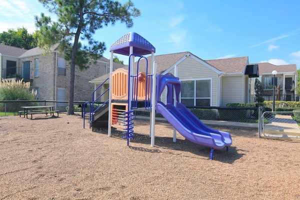 playground at Calder Square Apartments