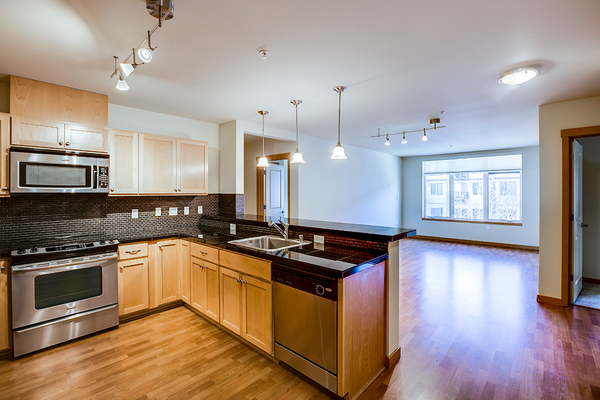 kitchen at The Queen Anne Collection - Eden Hill