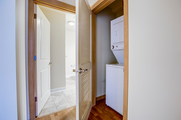 laundry room at The Queen Anne Collection - Eden Hill