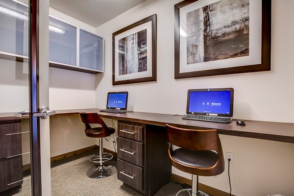 business center at The Queen Anne Collection - Seven Hills