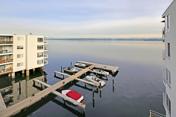view at Avana on the Lake Apartments