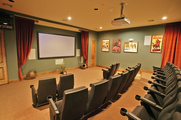 theater at Hilltop at Shavano Apartments