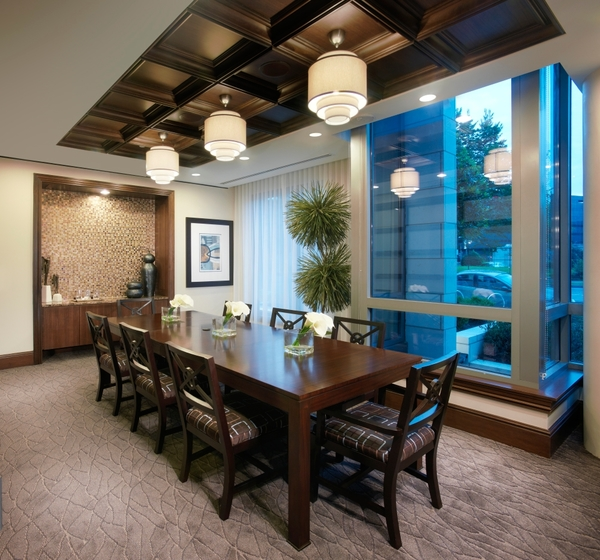 meeting facility at Ashton at Judiciary Square Luxury Apartments