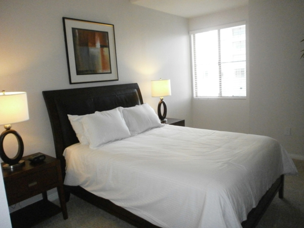 bedroom at Legacy at Westwood Apartments