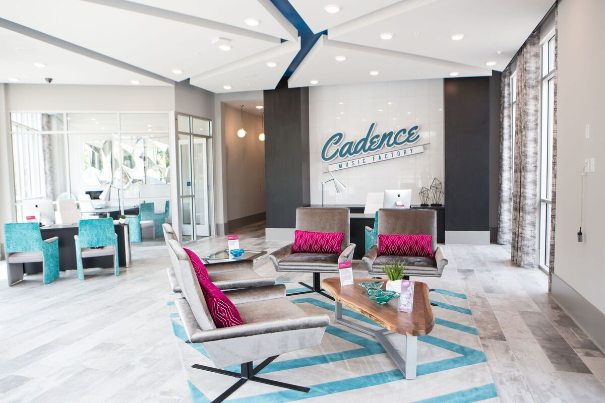 Cadence Music Factory Apartments In Charlotte Greystar