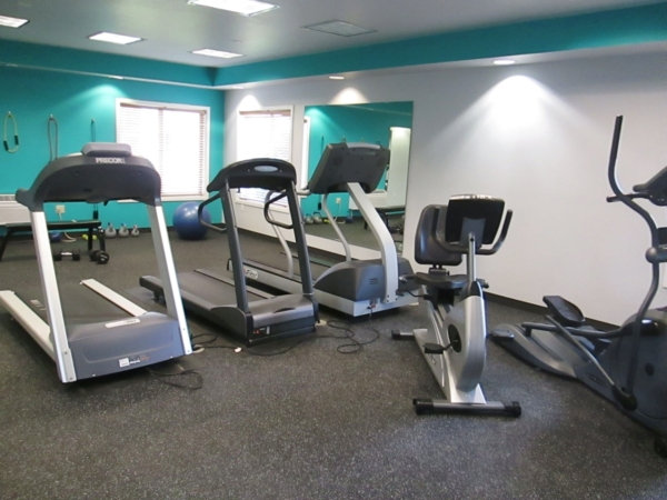 fitness at Parkside Apartments
