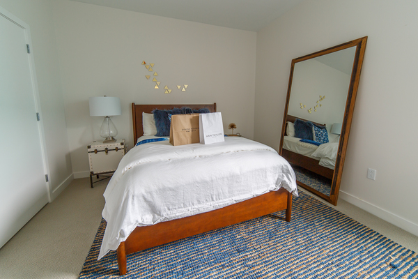bedroom at Montaje Apartments