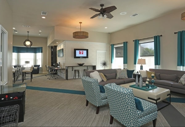 clubhouse at Waterstone Apartment Homes
