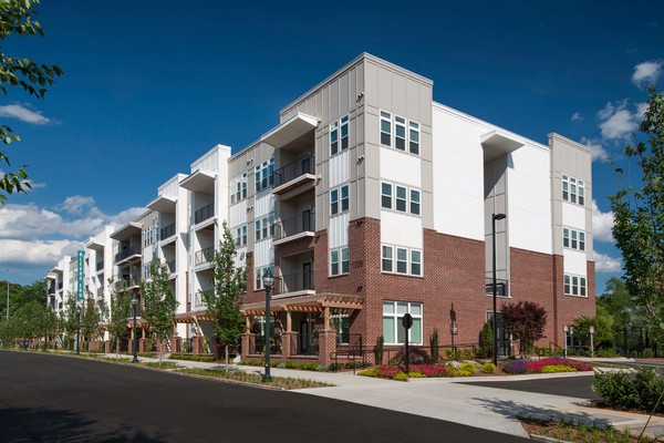 exterior at Alexan East Atlanta Village Apartments