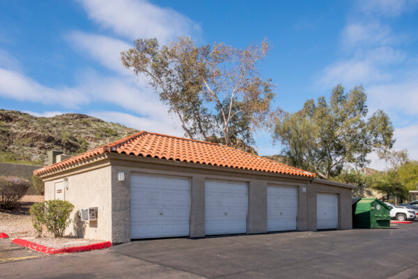 Garages at Avana at the Pointe Apartments