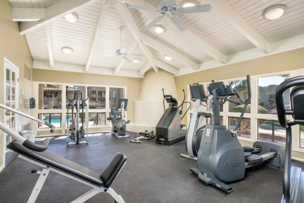 Fitness Center at Avana at the Pointe Apartments