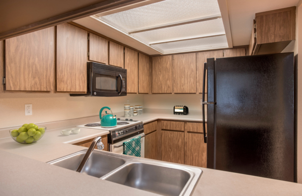 Kitchen at Avana at the Pointe Apartments