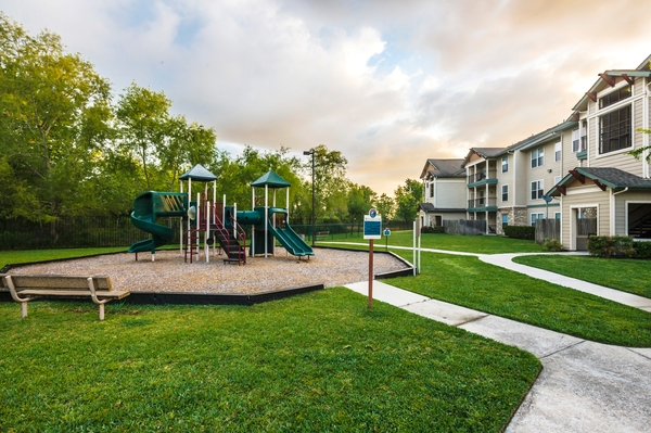 playground at Broadwater Apartments