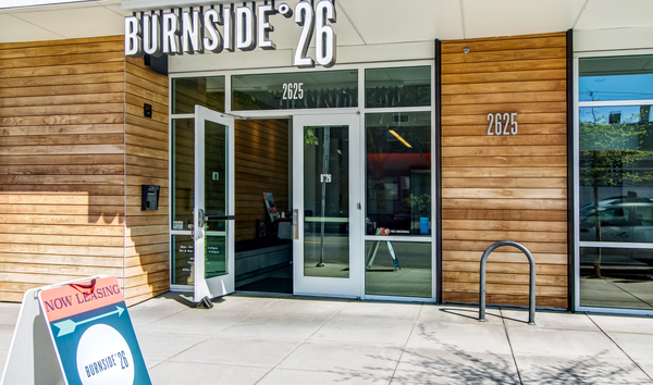 exterior at Burnside 26 Apartments