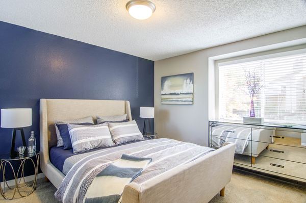 bedroom at Montair at Somerset Hill Apartments