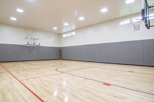 sport court at Montair at Somerset Hill Apartments