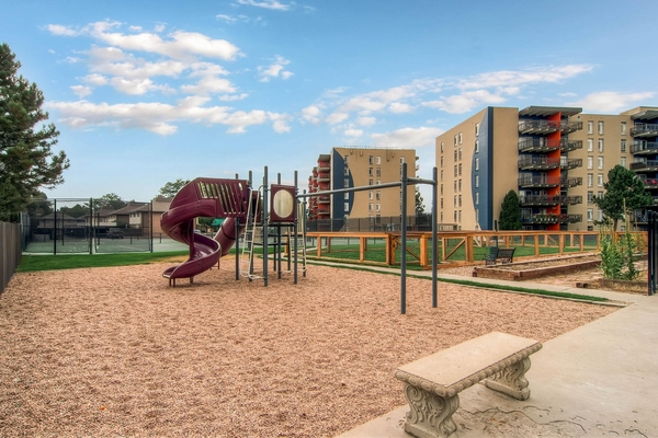 playground at Lex at Lowry Apartments