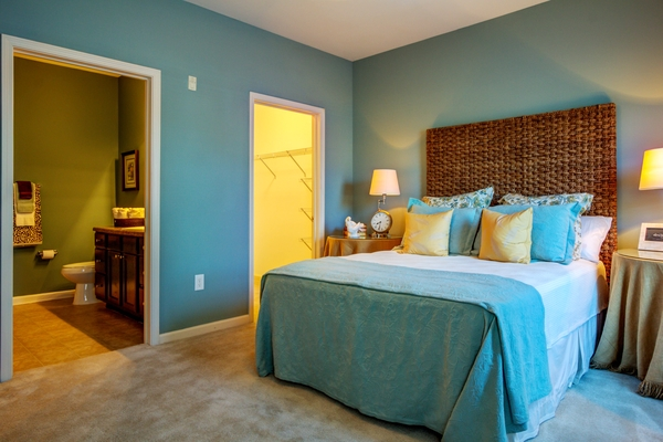bedroom at Lauren Ridge Apartments