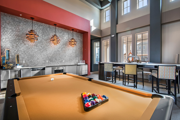 club house at Veranda at Norton Commons Apartments