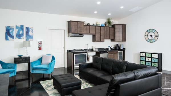 clubhouse at Villas at Tullamore Apartments