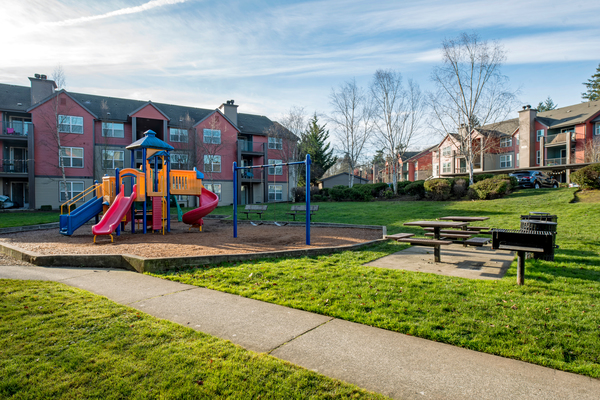 playground at Avana One Six Four Apartments