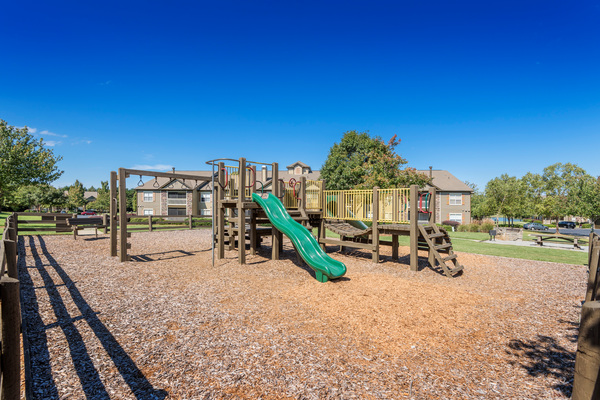 playground at Terraces at Fieldstone Apartments