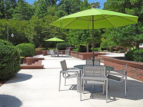 patio at Wakefield Glen Apartments