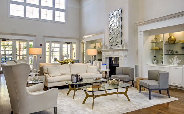 clubhouse at Provenza at Southwood Apartments