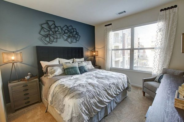 bedroom at Centric Gateway Apartments