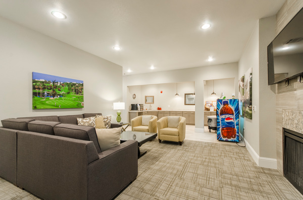 clubhouse at Timberlinks at Denton Apartments