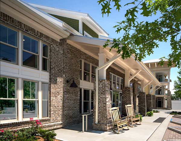 exterior at WaterWalk at Shelter Cove Towne Centre