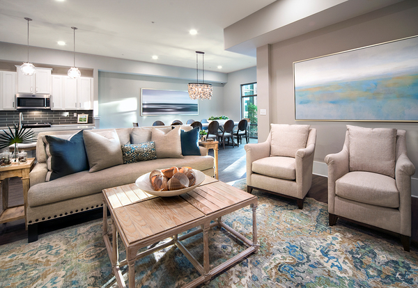 clubhouse at WaterWalk at Shelter Cove Towne Centre