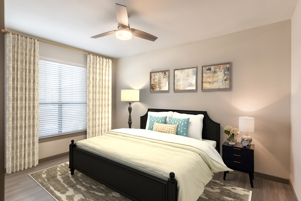 bedroom at Deseo at Grand Mission Apartments