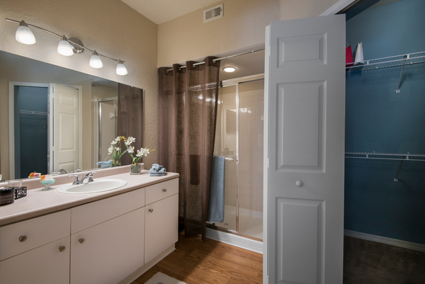 bathroom at Park Central Apartments - Charles Towne