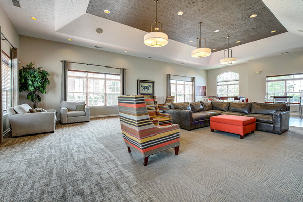 clubhouse at Summit Pointe Apartments