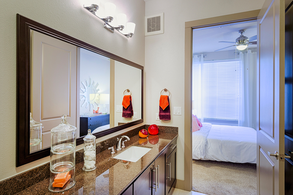 bathroom at Virage Luxury Apartments
