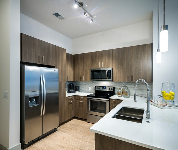 kitchen at Hanover East Paces