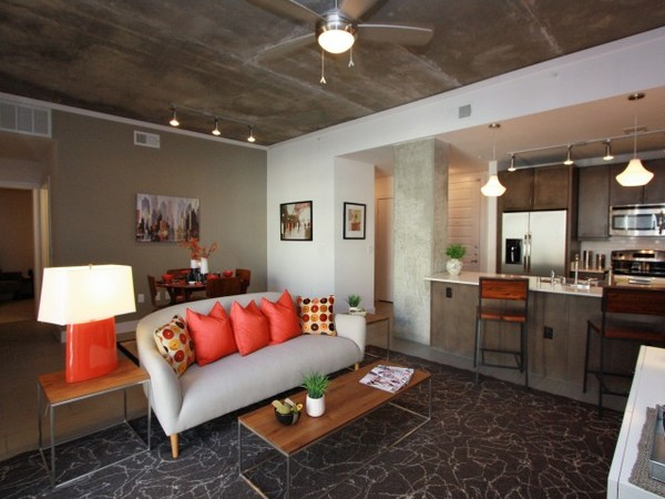 clubhouse at Gallery at Turtle Creek Apartments