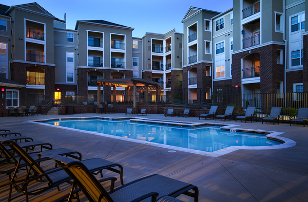 pool at Ashton at Dulles Corner Apartments