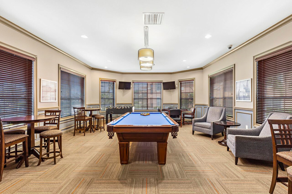 clubhouse at Trinity Club Apartments