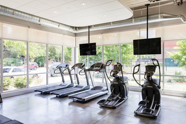 fitness center at Soltva